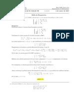 Corrección Segundo Parcial de Cálculo III, 4 de enero de 2017