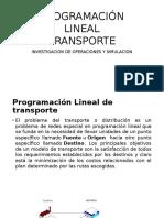 Transporte 2016 II
