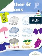 Weather Seasons Workbook