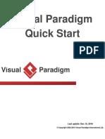 Visual Paradigm - QUICK Start Guide