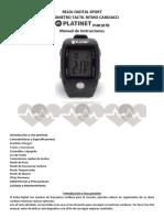 PHR107B Manual Español