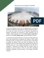 Central Hidroeléctrica de Las Tres Gargantas