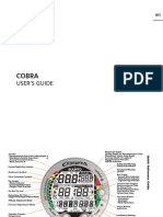 Suunto Cobra Manual