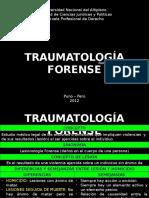 Traumatología Forense_lesiones Contusas