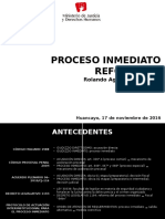 Proceso Inmediato Reformado_rolando Agramonte Ramos (Final)