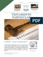 Revista Testamento Particular