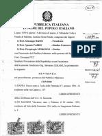 1999 23 Marzo Bologna Sindaco Sentenza 267 Proced 384 1996 Negativo Cec 28 1 93 2 2 93 Sanatoria Siino Su Terreno Bellis Ernesta Progettista Ingegnere Rappa Rocco Albert Di Maggio