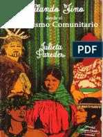 Julieta Paredes - Hilando Fino Desde El Feminismo Comunitario