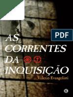 As Correntes da Inquisicao - Valerio Evangelisti.pdf