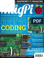 The Official Raspberry Pi Projects Book - V 1, 2015