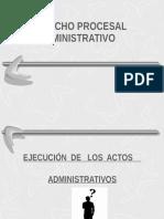 Ejecucion de Resoluciones Administrativas