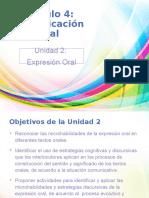 PPT Expresion Oral M2D3 Revisado