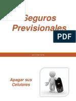Presentacion Seguros Previsonales Agosto 2015
