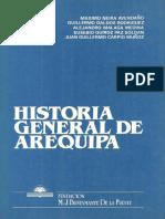 Historia General de Arequipa Completo