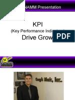 13 KPIs