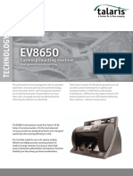 EV8650 Datasheet - Low Res