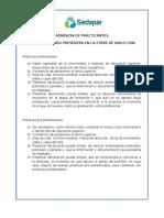 Requisitos Del Proceso de Selección