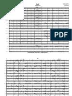 Sail - Conductor's Score