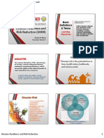 Disaster Readiness and Risk Reduction PPT