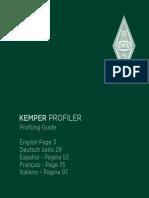 Kemper Profiling Guide 3.0