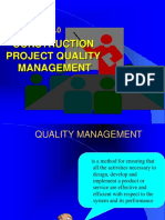 Lecture 7-Construction Project Quality Management