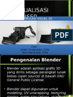 Presentasi Visualisasi Konsep (Simulasi Visual)