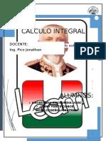 CUADERNILLO DE CALCULO INTEGRAL, REGLAS 1 AL 23