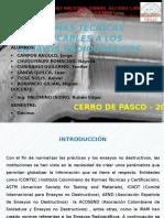 Normas Tecnicas Aplicadas a Los Ensayos Radiograficos