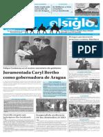 Edición Impresa Elsiglo 06-01-2017