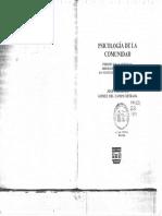 Psicologia de La Comunidad (libro)