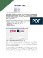 FOCA 2.5 Manual de Usuario 1de 6