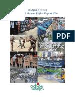 Bangladesh Annual Human Rights Report 2016