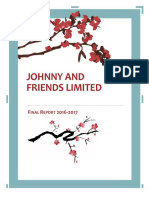 johnny and friends limited 5