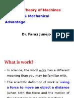 Lecture 1 Mechanical Advantage