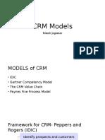 CRM Models