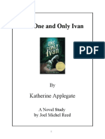 The One and Only Ivan Novel Study Preview