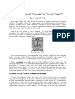 BP = Beyond Ponzi by Dr A True Ott PhD