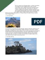 12 Tempat Wisata Terindah Di Lombok Nusa Tenggara Barat
