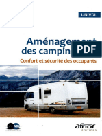 Amenagement Des Camping-cars - Confort Et Securite Des Occupants