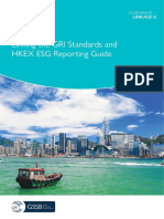 Linking the Gri Standards and Hksffddadfsdex Reporting Guide