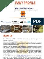 01 Company Profile PT. BSG