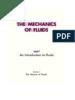 Fluid Mechanic, Unit 1