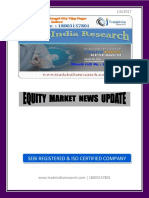 TradeIndia Research Equity Report 06-01-2017
