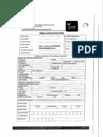 Rental Application Albert 2016