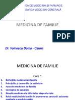 Med Fam 6 m g Curs 1 PDF