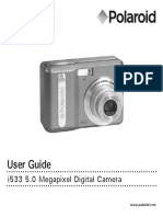 i533 5.0 Megapixel Digital Camera