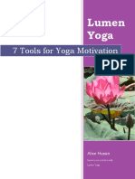 lumen yoga 7 tools for yoga motivation free ebook