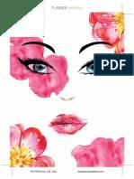Cover Flower Girl