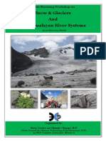 Brainstorming Workshop on Snow & Glaciers and the Himalayan River System