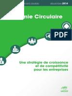00 Economie Circulaire Une Strategie Croissance Competitivite Pour Entreprises 2014